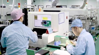 全裕科技-生产设备展示