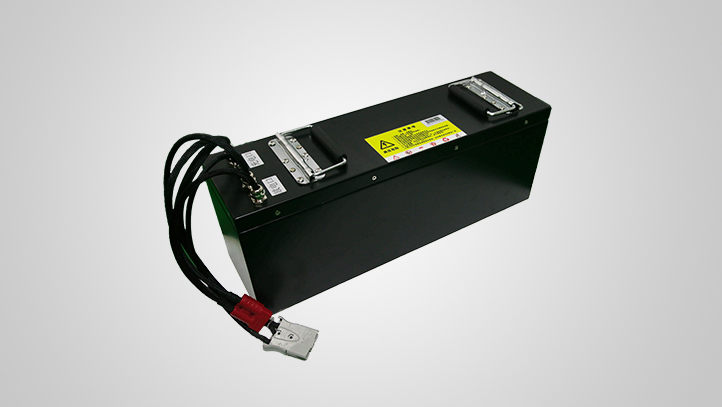 工业吸尘器锂电池组24V100Ah磷到铁锂电池